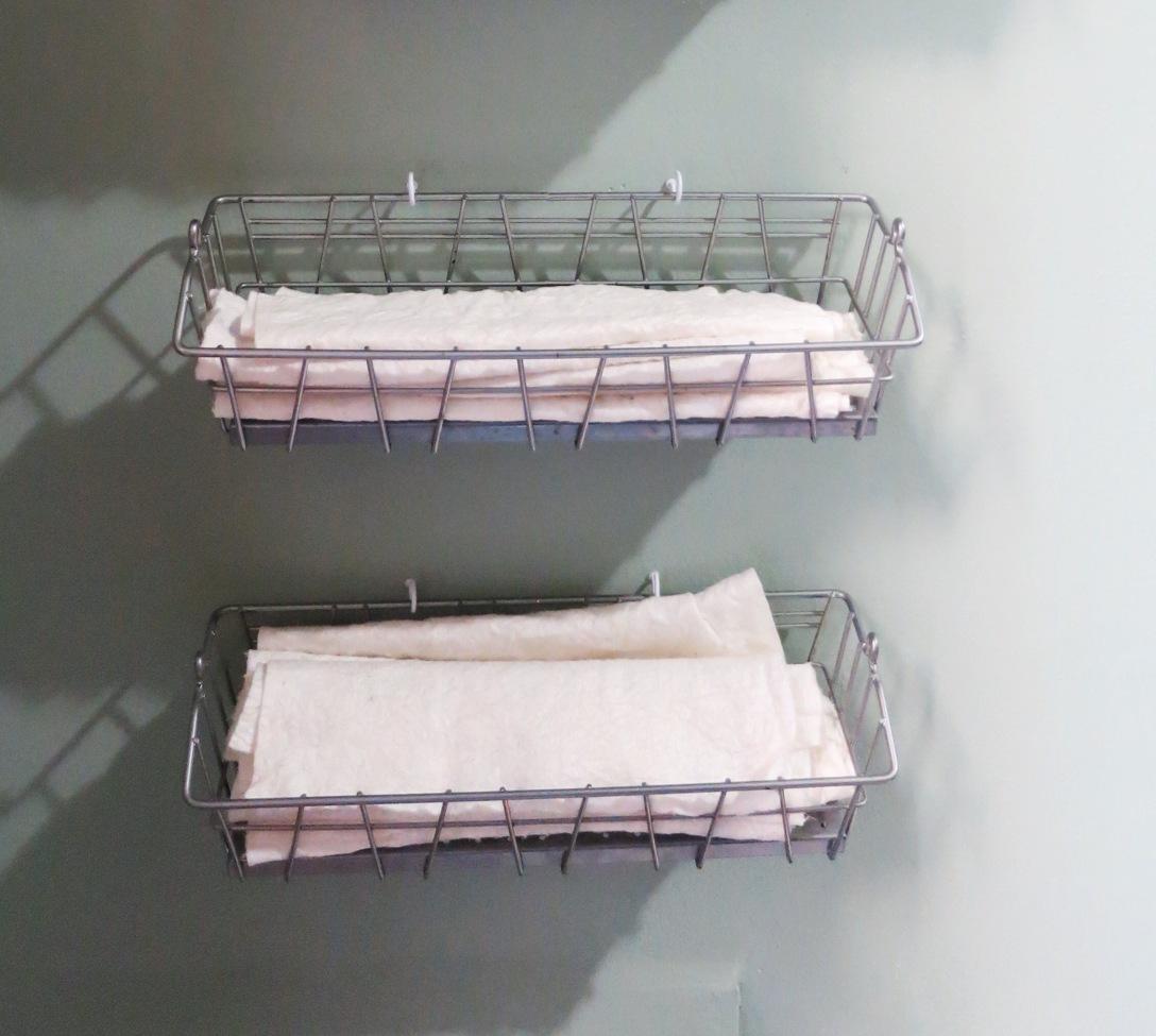 Paper Towel Baskets